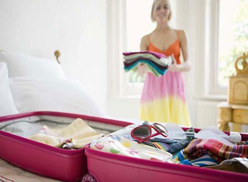 женский багаж