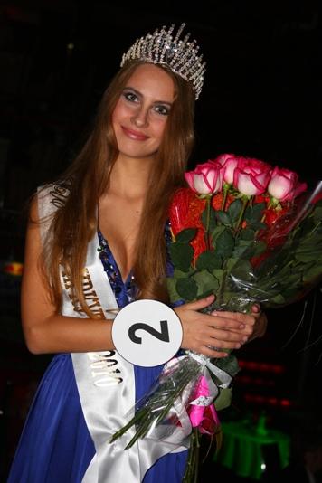 Мисс Иркутск 2010