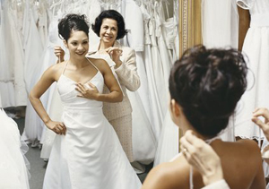 приобести наряд на свадьбу