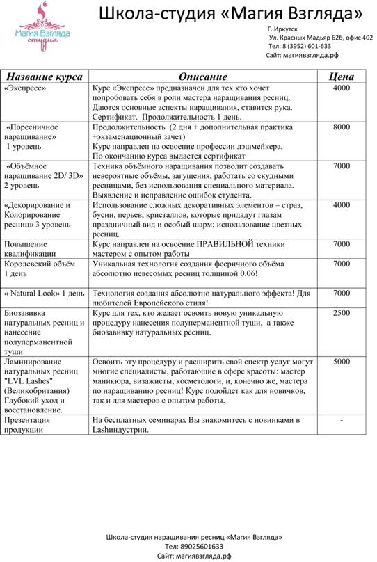 magiya vzglyada price-4