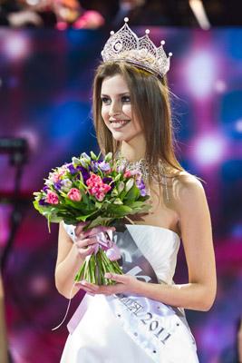5 марта состоялся финал национального конкурса «Мисс Россия – 2011»